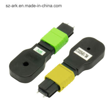 MTP Fiber Optic Attenuation Loopback 10dB Ark