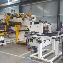 Coil Feeder Straightener Used in Automatic parts