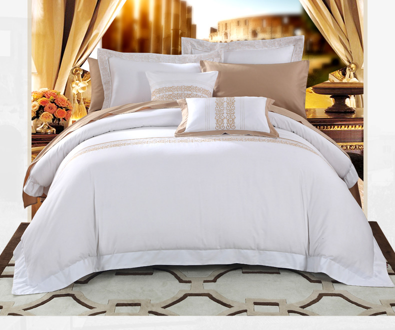 bedding set for hotel