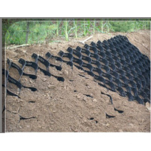 HDPE/LDPE Cellular Textured Geocell Gravel Grid for Load Support