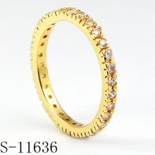 Новый Дизайн Мода Ювелирные Изделия 925 Серебряное Кольцо (С-11636)