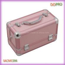 Caja de belleza fresca Bastante maleta de maquillaje (SACMC096)