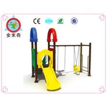 Small Children Playground Equipment with Swing Jmq-P109c