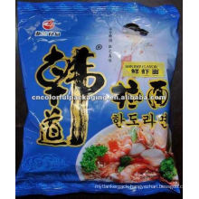Flexible printing Plastic Instant noodles packaging bags