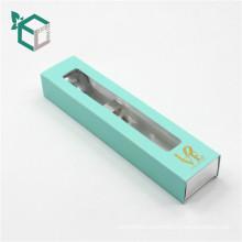 Cajón barato personalizado caja de la pluma del patrón de impresión para el regalo