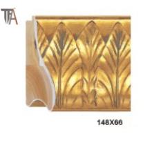 Golden Color High Copy Marmoration Molding