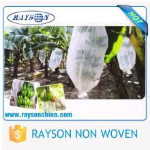 Potenciômetro não tecido Eco-amigável da planta da flor, tampa da manga