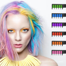 Temporary Hair Chalk Comb Safe For Kids Party