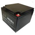Batería de plomo 12V 26Ah para la batería de UPS VRLA Batería de plomo 12V 26Ah de la venta caliente 12V para la batería de VRLA de UPS