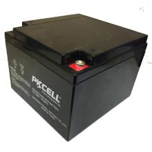 PKCELL BATTERY 12v 24ah gel deep cycle battery for solar system