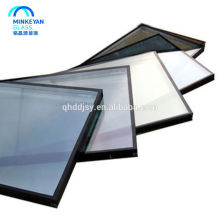 High quality 6mm 8mm stained factory supplier tinted float tempered glass