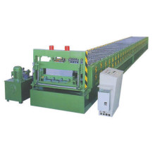 composite decking forming machine