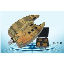 Water Proof Wireless Alarm Fishing Rod Use Wireless Alarm