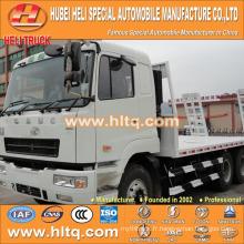 Fournisseur chinois CAMC 6X4 20 tonnes charge le transporteur de machines de construction 270hp avec une vente chaude de haute qualité en Afrique.