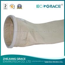 Recogida de polvo de gas Recogida de polvo compuesto de PPS