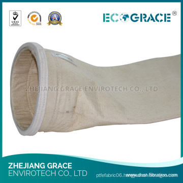 Gas Disposal Dust Collection PPS Composite Filter Bag