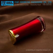 YB-XC15 15ml design simples vendedor quente vazio inovadores acrílico plástico frasco da loção 15ml