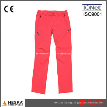 Outdoor Women Casual Long Trousers Softshell Pants