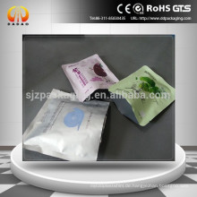 Matt bopp / AL / PE Plastiktüten für kosmetische Maskenverpackungen