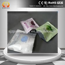 Sac d'emballage personnalisé Boppmatte / AL / PE avec fermeture éclair