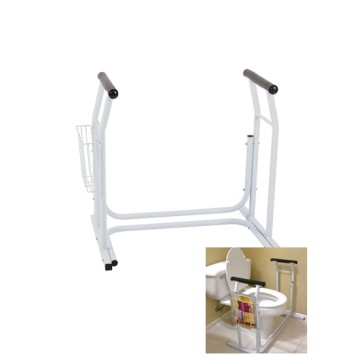 Toilet Support Safety Rails