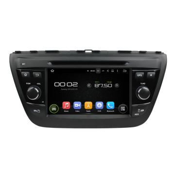 7-Zoll-Auto-DVD-Player für Suzuki SX4 & S Cross