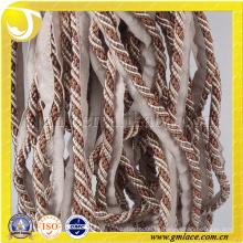 Productos de la máquina de textiles Cuerda para el cojín Decoración Sofá Decoración Salón Cama Habitación
