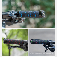 Hot Sale Double-Sided Lockable Anti-Skid Shock-Absorbing Bicycle Handlebar, Available in Four Colors