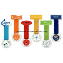 Relógio pingente de promoção para estudantes de enfermagem companheiros de enfermagem