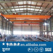 Top Brand Double Beam Bridge Overhead Crane Manufacturer