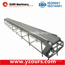 Steel Plate Belt Conveyor for Assembly Line