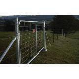 Farm Mesh Infill Gates - I Stay