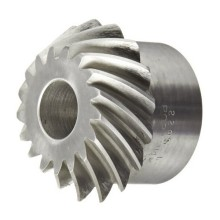 Steel Helical Bevel Gear Reverse Straight Bevel Gear
