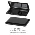 Square Plastic Compact Case Cp-499