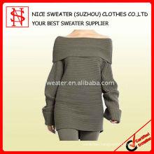 Women's Sexy Knitted Sweater Dress