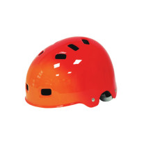 Square air vents bright Skateboard Bicycle Helmet