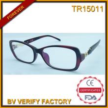 Nouvelle tendance Tr Frame avec lunettes de soleil Polaroid Lens (TR15011)