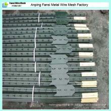 Günstige Galvanisierte Gebraucht Stahl Zaun T Post zum Verkauf