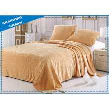 Home Textile Bedding Coverlet Emboss Blanket