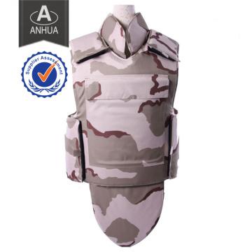 Policía Militar Protección Completa Armadura Corporal