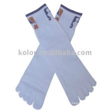 cotton sport toe socks
