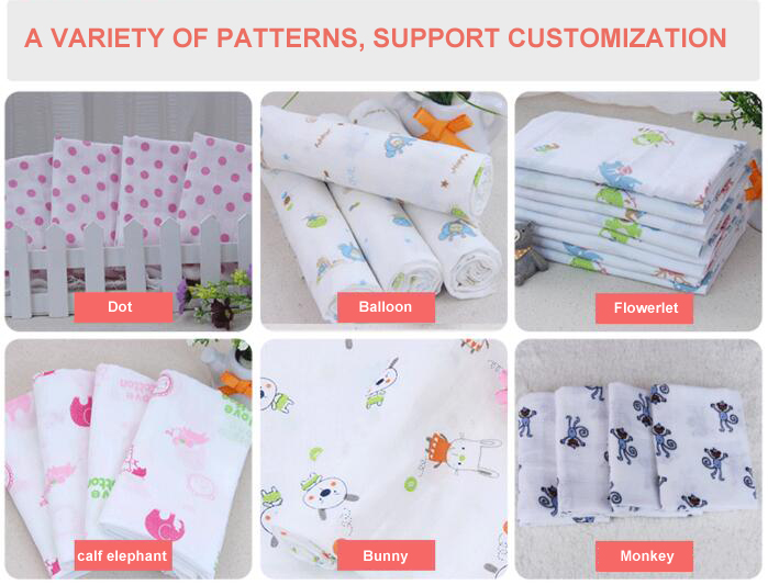 cotton muslin baby diaper