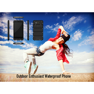 Wasserdichte Handy Outdoor-Enthusiasten
