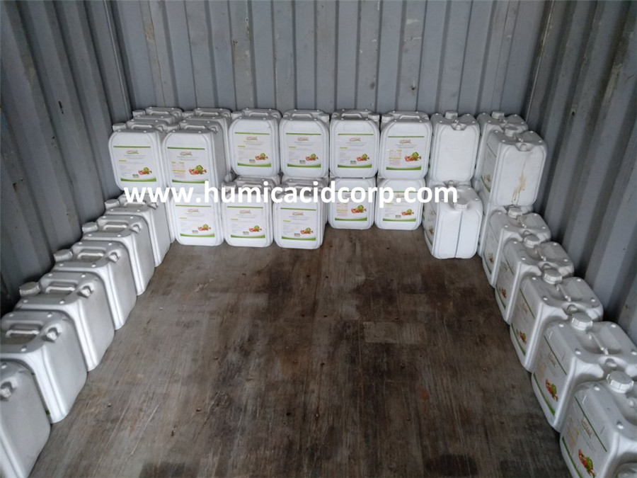Liquid Humate Fulvate Formulations