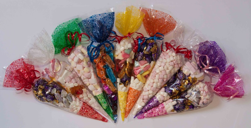 Cellophane Bags For sweets