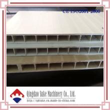WPC-Tür-Plastikplatten-Extruder-Maschinen-Linie