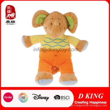 Peluches elefante peluches pelúcia macia brinquedos do bebê