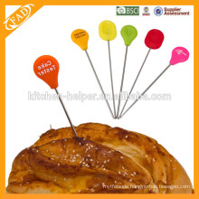 Colorful Durable Silicone Bread Testing skewer