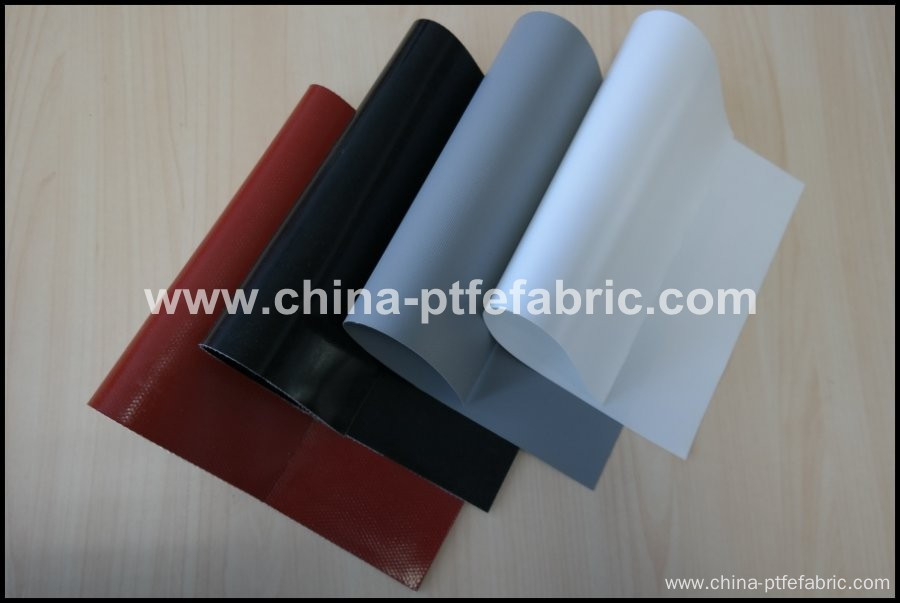 0.30T Silicone Coated Glass Fabric
