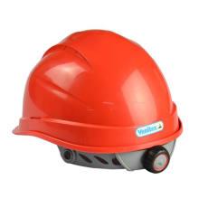 Red Worker Head protege o capacete de segurança ajustável com Ce